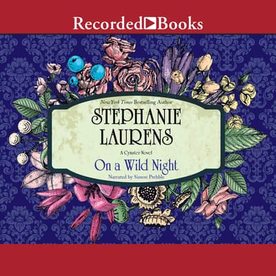On A Wild Night by Stephanie Laurens audiobook
