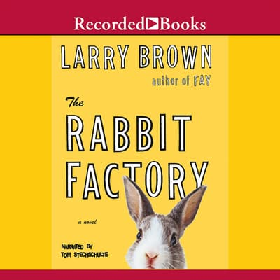 The Rabbit Factory by Larry Brown audiobook