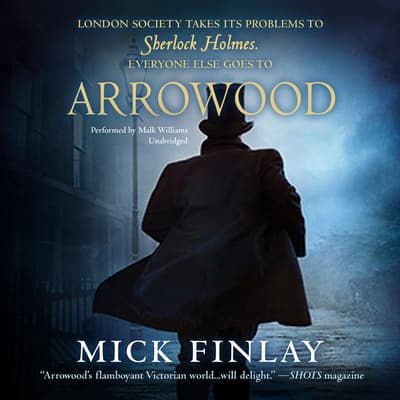 Arrowood by Mick Finlay audiobook