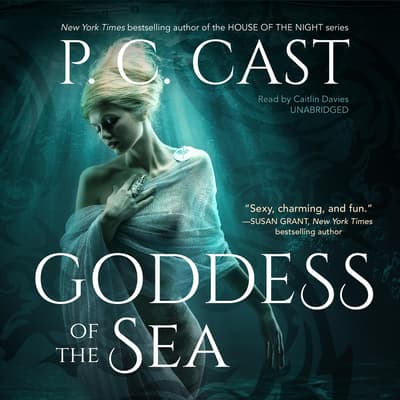 Goddess of the Sea by P. C. Cast audiobook