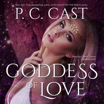 Goddess of Love by P. C. Cast audiobook