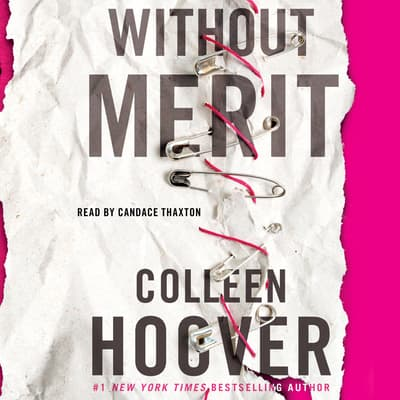 Without Merit by Colleen Hoover audiobook