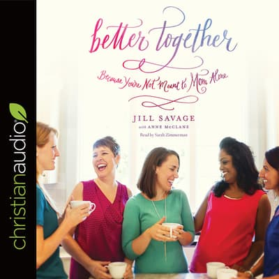 Better Together by Anne McClane audiobook