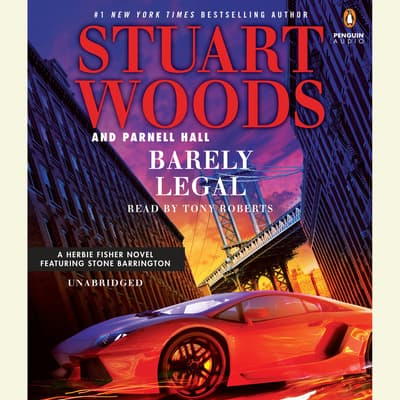 Barely Legal by Stuart Woods audiobook