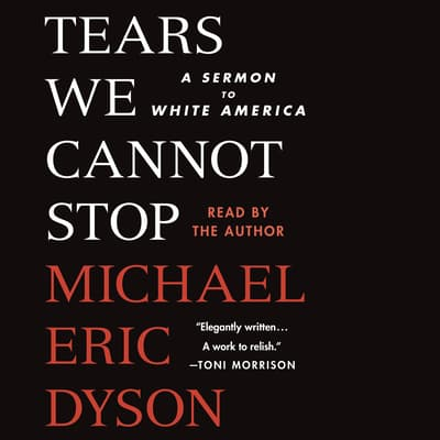 Tears We Cannot Stop by Michael Eric Dyson audiobook