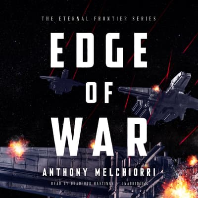 Edge of War by Anthony Melchiorri audiobook