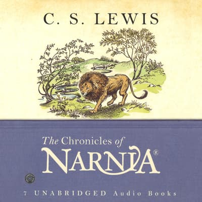 The Chronicles of Narnia Box Set by C. S. Lewis audiobook