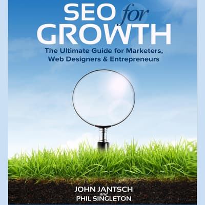 SEO for Growth by Phil Singleton audiobook