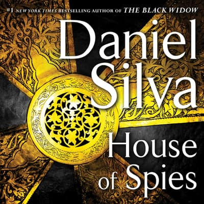 House of Spies by Daniel Silva audiobook