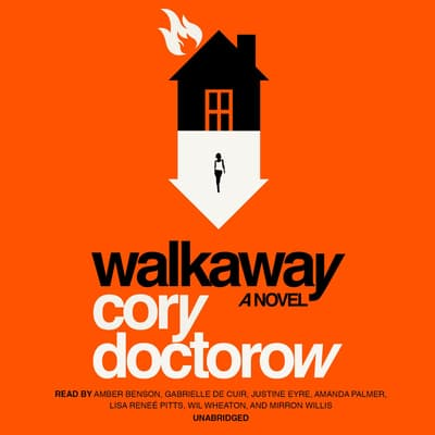 Walkaway by Cory Doctorow audiobook