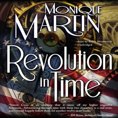 Revolution in Time by Monique Martin audiobook