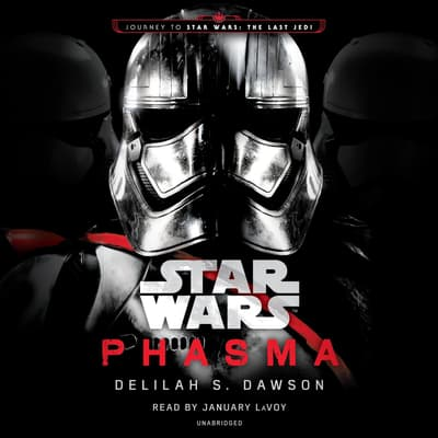 Phasma (Star Wars) by Delilah S. Dawson audiobook