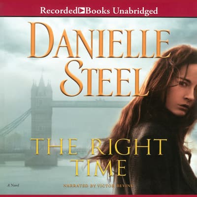 The Right Time by Danielle Steel audiobook