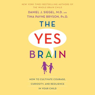 The Yes Brain by Tina Payne Bryson audiobook