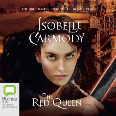 The Red Queen by Isobelle Carmody audiobook