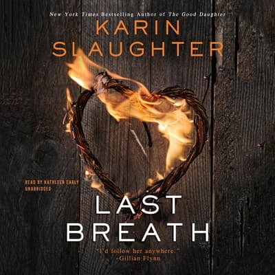 Last Breath by Karin Slaughter audiobook