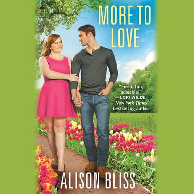 More to Love by Alison Bliss audiobook