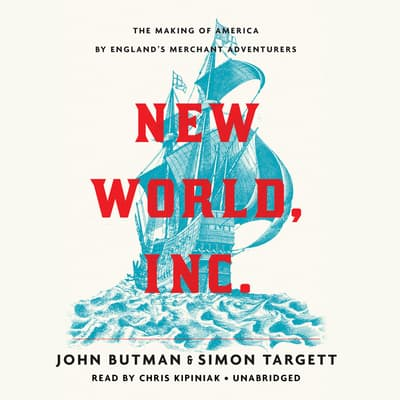 New World, Inc. by John Butman audiobook