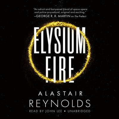Elysium Fire by Alastair Reynolds audiobook