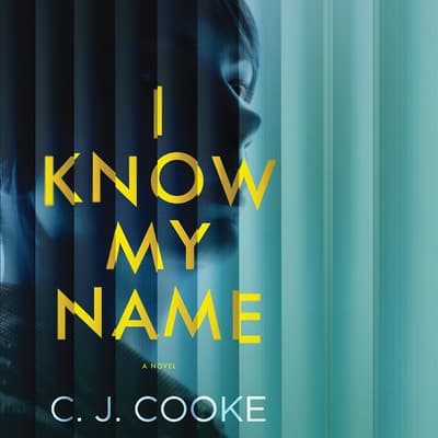 I Know My Name by C. J. Cooke audiobook