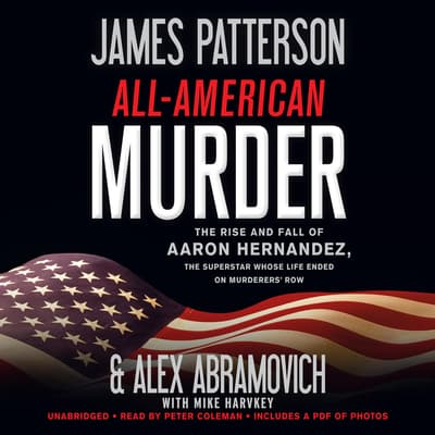 All-American Murder by James Patterson audiobook