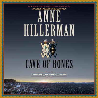 Cave of Bones by Anne Hillerman audiobook
