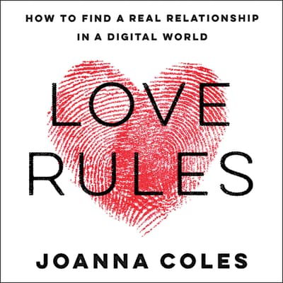 Love Rules by Joanna Coles audiobook