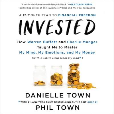 Invested by Danielle Town audiobook