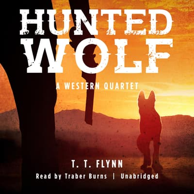 Hunted Wolf by T. T. Flynn audiobook