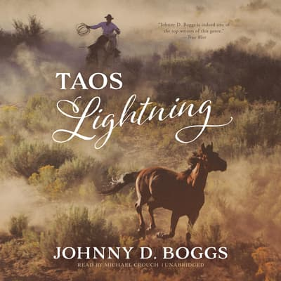 Taos Lightning  by Johnny D. Boggs audiobook