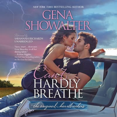 Can't Hardly Breathe by Gena Showalter audiobook