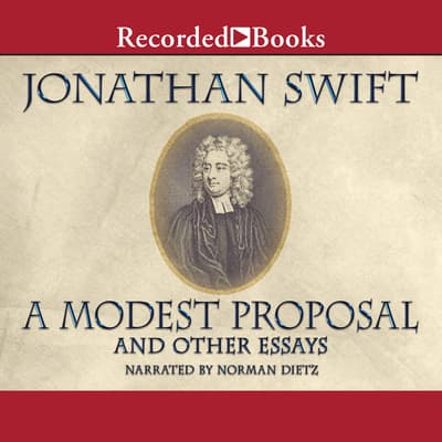 A Modest Proposal and Other Writings by Jonathan Swift audiobook
