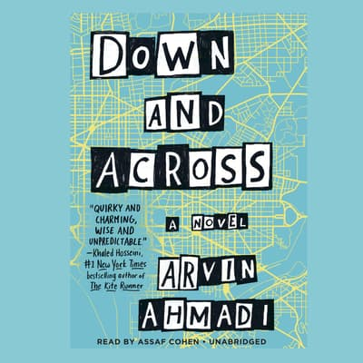 Down and Across by Arvin Ahmadi audiobook
