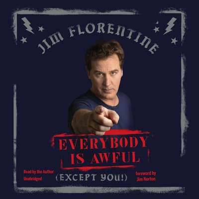 Everybody Is Awful by Jim Florentine audiobook