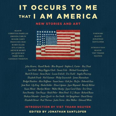 It Occurs to Me That I Am America by Lee Child audiobook
