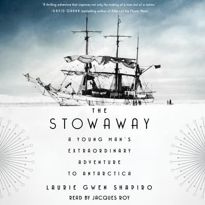 The Stowaway by Laurie Gwen Shapiro audiobook
