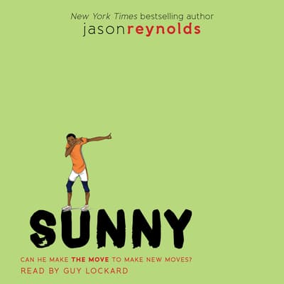Sunny by Jason Reynolds audiobook