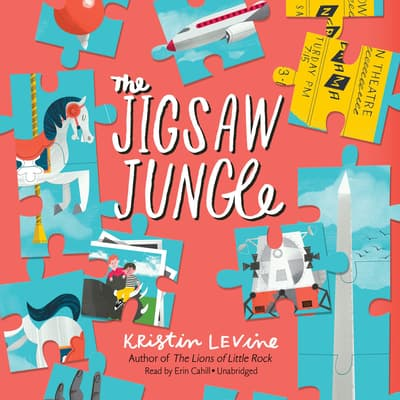 The Jigsaw Jungle by Kristin Levine audiobook