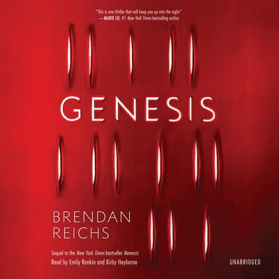 Genesis by Brendan Reichs audiobook