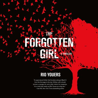 The Forgotten Girl by Rio Youers audiobook