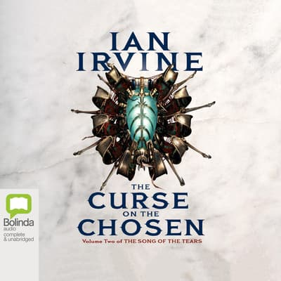 The Curse on the Chosen by Ian Irvine audiobook