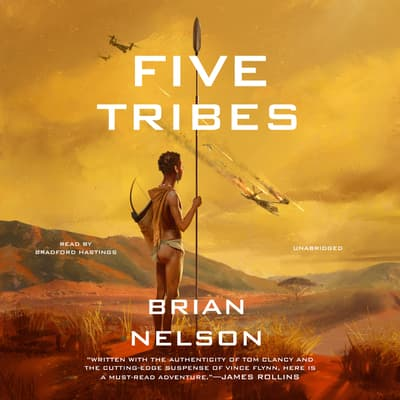 Five Tribes by Brian Nelson audiobook