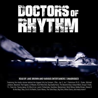Doctors of Rhythm by Jake Brown audiobook