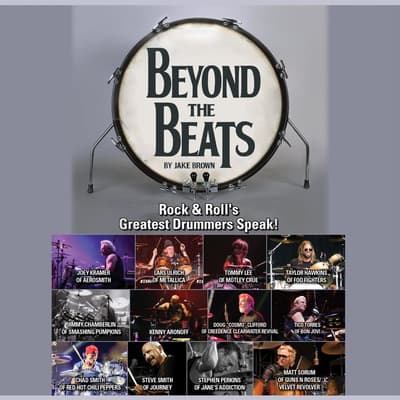Beyond the Beats by Jake Brown audiobook