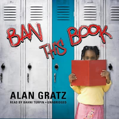 Ban This Book by Alan Gratz audiobook