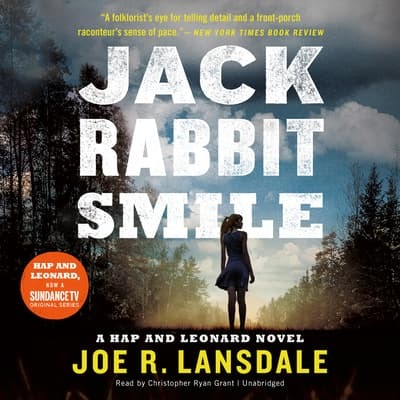 Jackrabbit Smile by Joe R. Lansdale audiobook