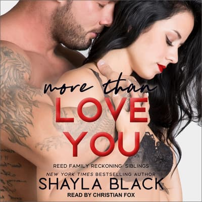 More Than Love You by Shayla Black audiobook