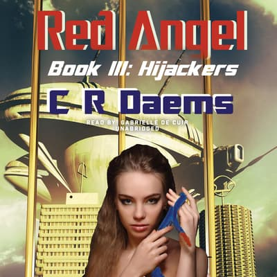 Hijackers by C. R. Daems audiobook