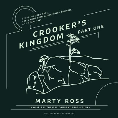 Crooker's Kingdom, Part One by Marty Ross audiobook