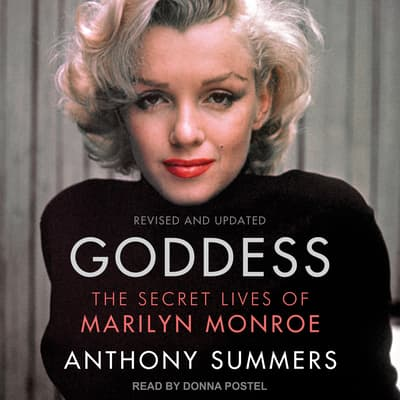 Goddess by Anthony Summers audiobook